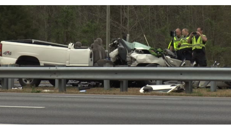 Greensboro Police Reopen I-40 After Crash