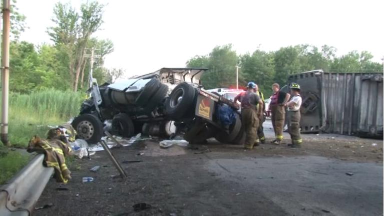 Fatal Crash Temporarily Closes 190 South in Niagara Falls
