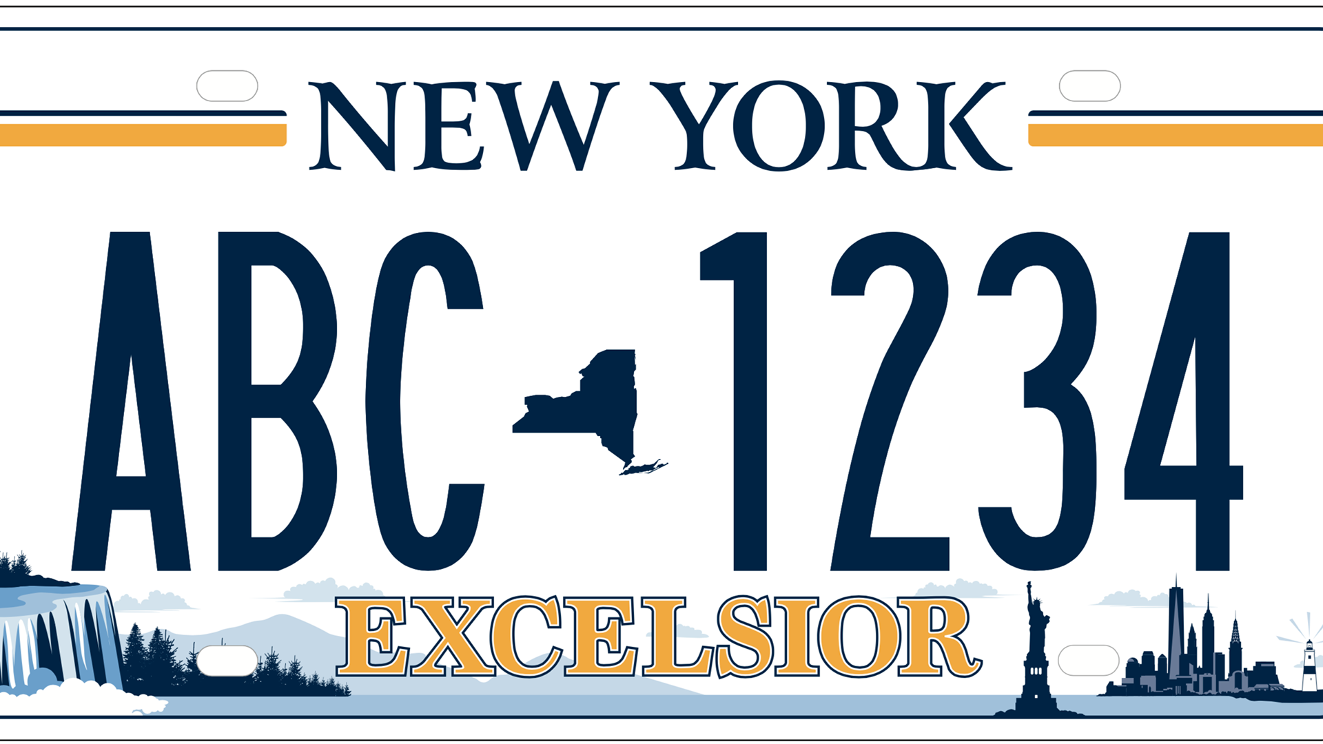 NY License Plate Replacement Controversy