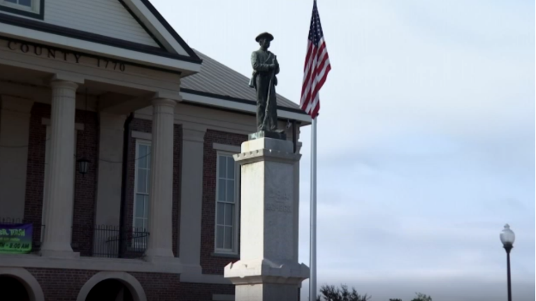 Future of Chatham County Confederate Statue Up for Debate
