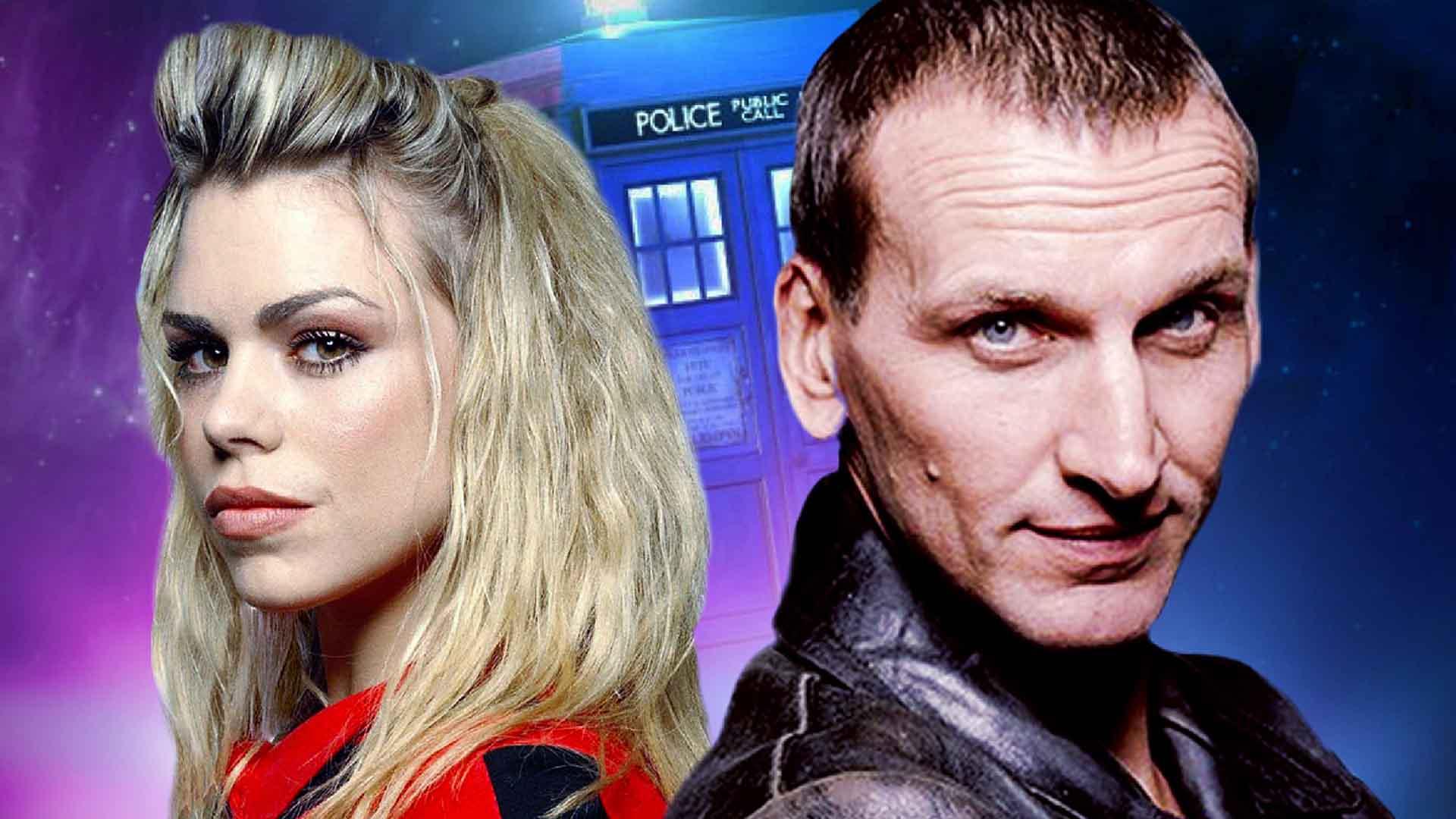 """Doctor Who"" Stars Billie Piper, Christopher Eccleston Set for MegaCon"