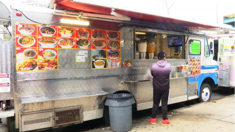 Food Trucks Struggle as Coronavirus Impacts Food Industry