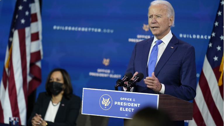 Live Biden Transition Updates: Biden Holds Roundtable with Workers, Small Business Owners: