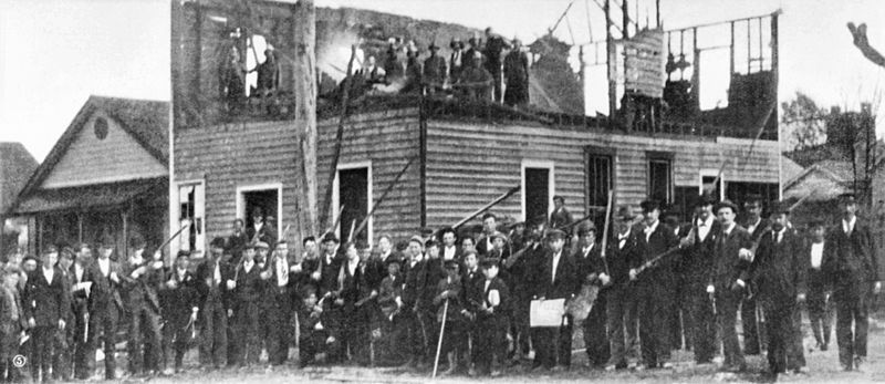 Wilmington race riots