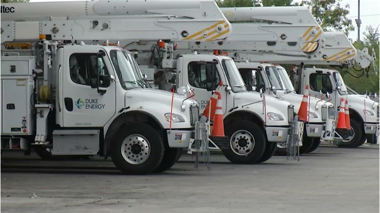 Duke Energy Crews Returning Home After Assisting in Storm-Hit Panhandle