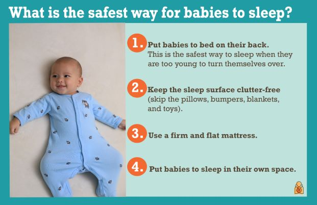 Sleep Related Suffocation Is Leading Cause Of Infant Deaths